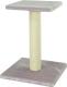 Лежанка-когтеточка UrbanCat SP54-01-04 (светло-серый) -