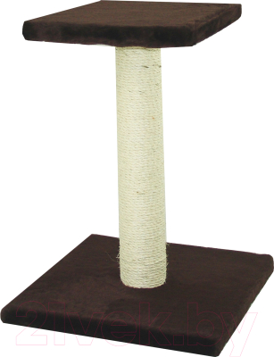 Лежанка-когтеточка UrbanCat SP54-01-05 (темно-коричневый)