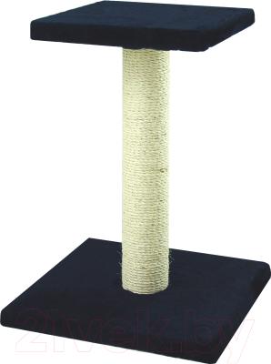 Лежанка-когтеточка UrbanCat SP54-01-08 (темно-синий)