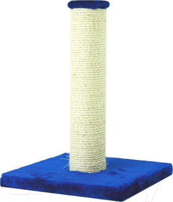 Когтеточка UrbanCat S43-01-09 (синий)