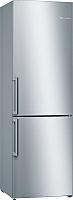 Холодильник с морозильником Bosch KGV36XL2OR -