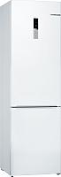 Холодильник с морозильником Bosch KGE39XW2AR -