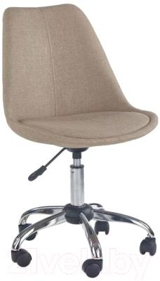 Кресло офисное Halmar Coco 4 (бежевый)