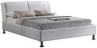 Полуторная кровать Signal Mito 140 (белый) -