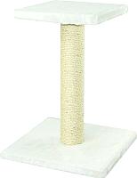 Лежанка-когтеточка UrbanCat SP54-01-10 (белый) -