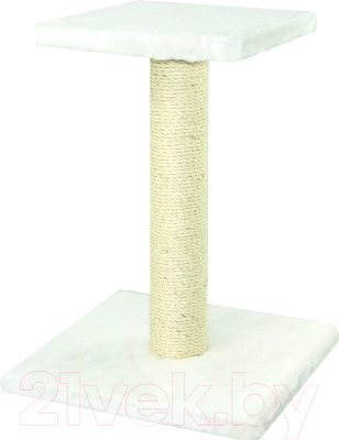 Лежанка-когтеточка UrbanCat SP54-01-10 (белый)
