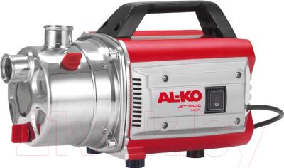 Садовый насос AL-KO Jet 3500 Inox Classic (112840)