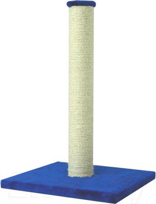 Когтеточка UrbanCat S63-01-09 (синий)