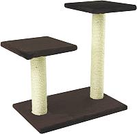 Комплекс для кошек UrbanCat K64-01-05 (темно-коричневый) -