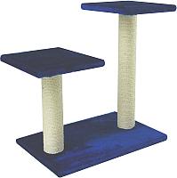 Комплекс для кошек UrbanCat K64-01-09 (синий) -