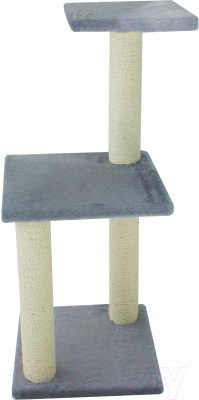 Комплекс для кошек UrbanCat K96-01-03 (серый)