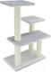 Комплекс для кошек UrbanCat K96-02-04 (светло-серый) -
