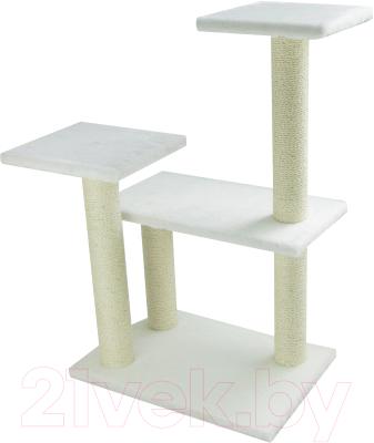 Комплекс для кошек UrbanCat K96-02-10 (белый)