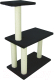 Комплекс для кошек UrbanCat K106-01-01 (черный) -