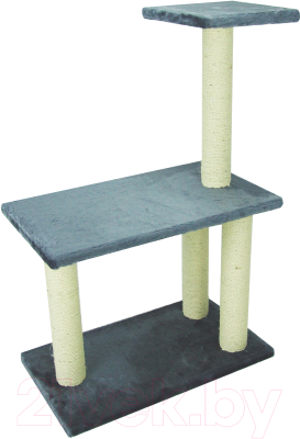 Комплекс для кошек UrbanCat K106-01-02 (темно-серый)