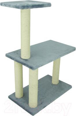 Комплекс для кошек UrbanCat K106-01-03 (серый)