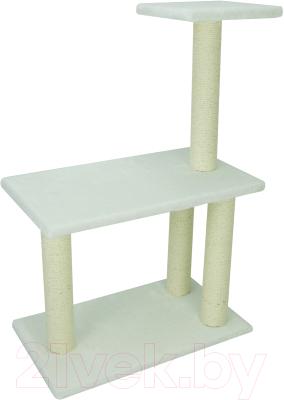 Комплекс для кошек UrbanCat K106-01-10 (белый)
