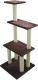Комплекс для кошек UrbanCat K148-01-06 (коричневый) -