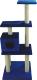 Комплекс для кошек UrbanCat K148-02-09 (синий) -