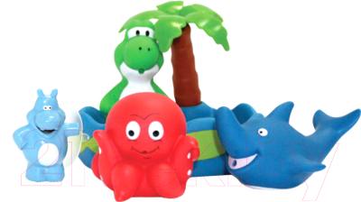 Игрушка для ванной Lubby Дивный остров 13824