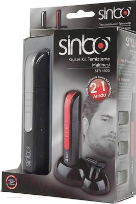 Триммер Sinbo STR-4920 (серебристый)
