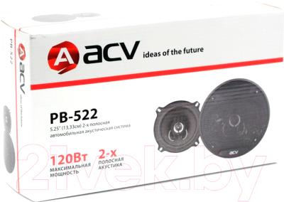 Коаксиальная АС ACV PB-522