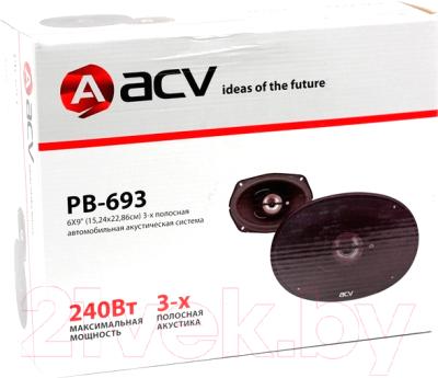 Коаксиальная АС ACV PB-693