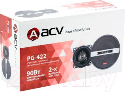 Коаксиальная АС ACV PG-422