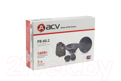 Компонентная АС ACV PB-60.2