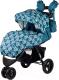 Детская прогулочная коляска Babyhit Voyage Air (голубой) -