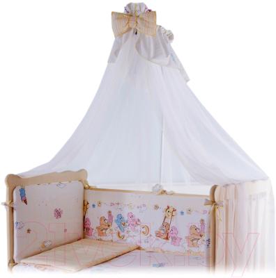 Балдахин на кроватку Баю-Бай Забава Б10-З2 (бежевый)