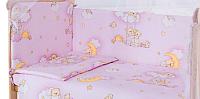 Бортик Баю-Бай Нежность БМ10-Н1 (розовый) -