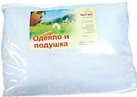 Комплект постельный детский Баю-Бай К21 (белый) -