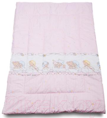 Комплект постельный детский Баю-Бай Мечта К20-М1 (розовый)
