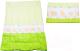 Комплект постельный детский Баю-Бай Мечта К20-М3 (зеленый) -