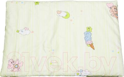 Комплект постельный детский Баю-Бай Забава К20-З3 (зеленый)