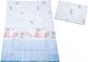 Комплект постельный детский Баю-Бай Забава К20-З4 (голубой) -