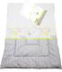 Комплект постельный детский Баю-Бай Дружба К20-Д3 (зеленый) -