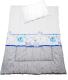 Комплект постельный детский Баю-Бай Дружба К20-Д4 (синий) -