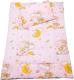 Комплект постельный детский Баю-Бай Нежность К20-Н1 (розовый) -