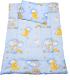 Комплект постельный детский Баю-Бай Нежность / К20-Н4 (голубой) -