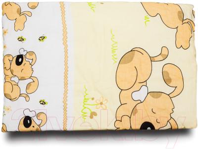 Комплект постельный детский Баю-Бай Верность К20-В2 (бежевый)