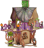Сборная игрушка Woody Замок колдуньи / 00785 -