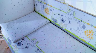 Детское постельное белье Баю-Бай Дружба К30-Д3 (зеленый)