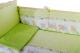 Комплект в кроватку Баю-Бай Мечта К50-М3 (зеленый) -