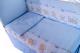 Комплект в кроватку Баю-Бай Мечта К50-М4 (голубой) -