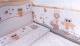 Комплект в кроватку Баю-Бай Раздолье К60-Р2 (бежевый) -
