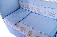Комплект в кроватку Баю-Бай Мечта К31-М4 (голубой) -