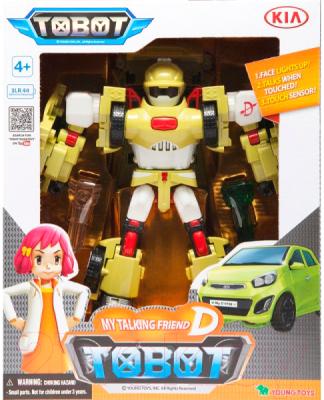 Робот-трансформер Tobot D 301015