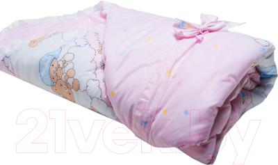 Конверт на выписку Баю-Бай Мечта КН10-М1 (розовый)